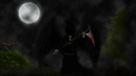 Grim Reaper - He's coming for you by TheFeronix