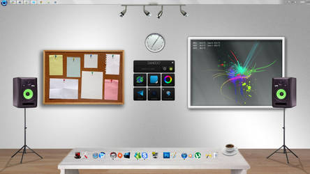 Desktop 3 by TheFeronix