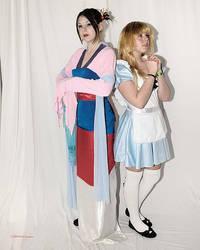 Mulan and Alice