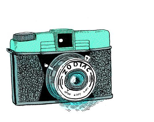 Zodiac Camera by PowFlip