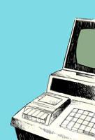 Commodore PET by PowFlip