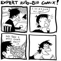 Expert Auto Bio Comix 1 by PowFlip