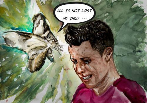 Ronaldo's Moth