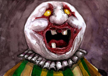 Dropsy the clown