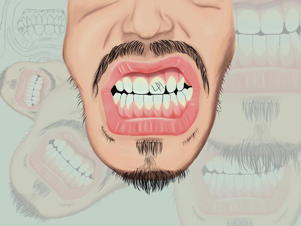 Shark Teeth by Xepy