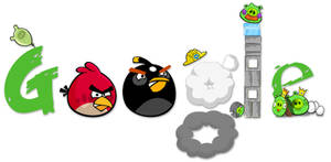 Google Angry Birds