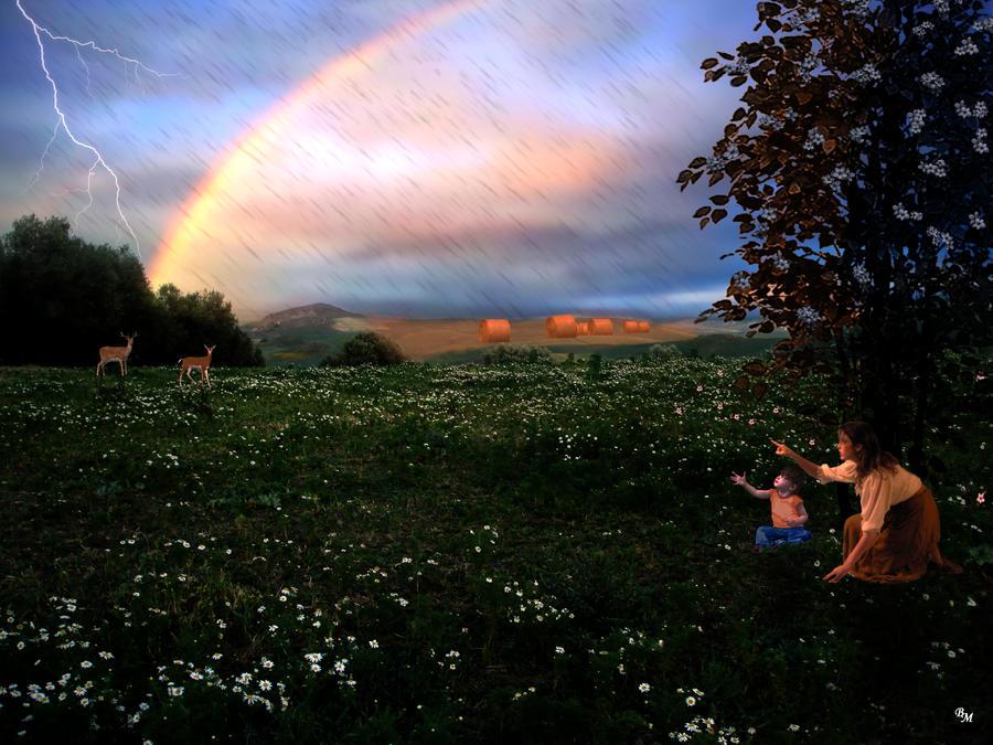 Nach dem Gewitter by rembrantt