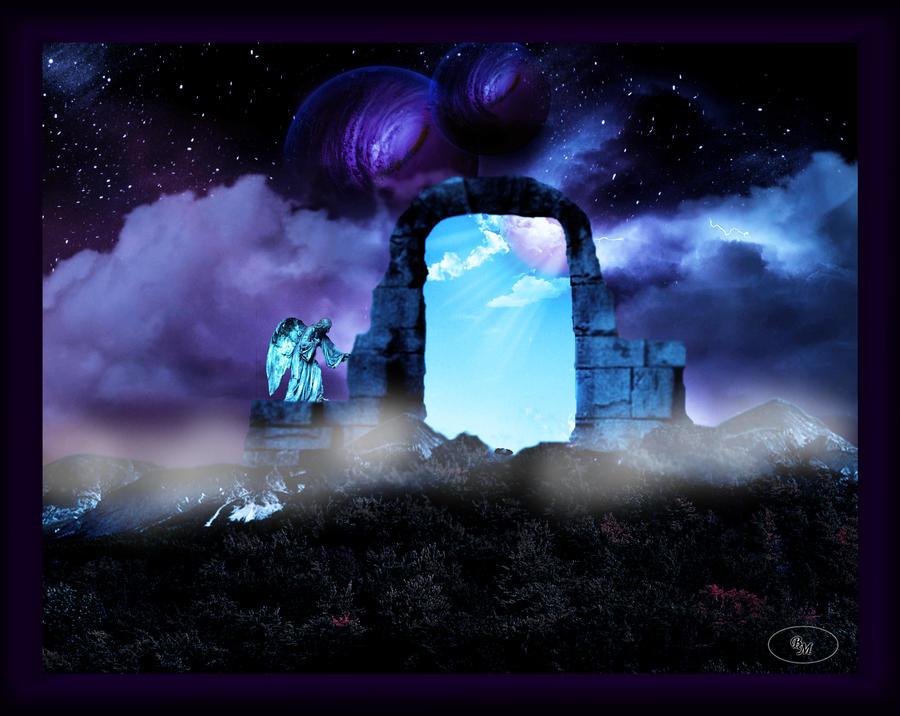 heaven gate wallpaper - photo #11