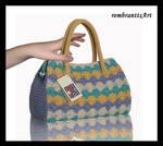 Handbags handmade - Sunshine