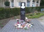 Bad Nauheim Denkmal Elvis Presley
