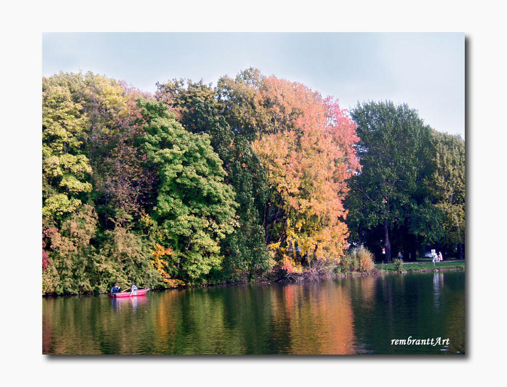Autumn - Herbst 03 by rembrantt