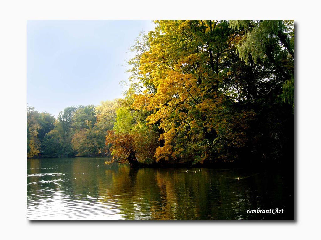 Autumn - Herbst 04 by rembrantt