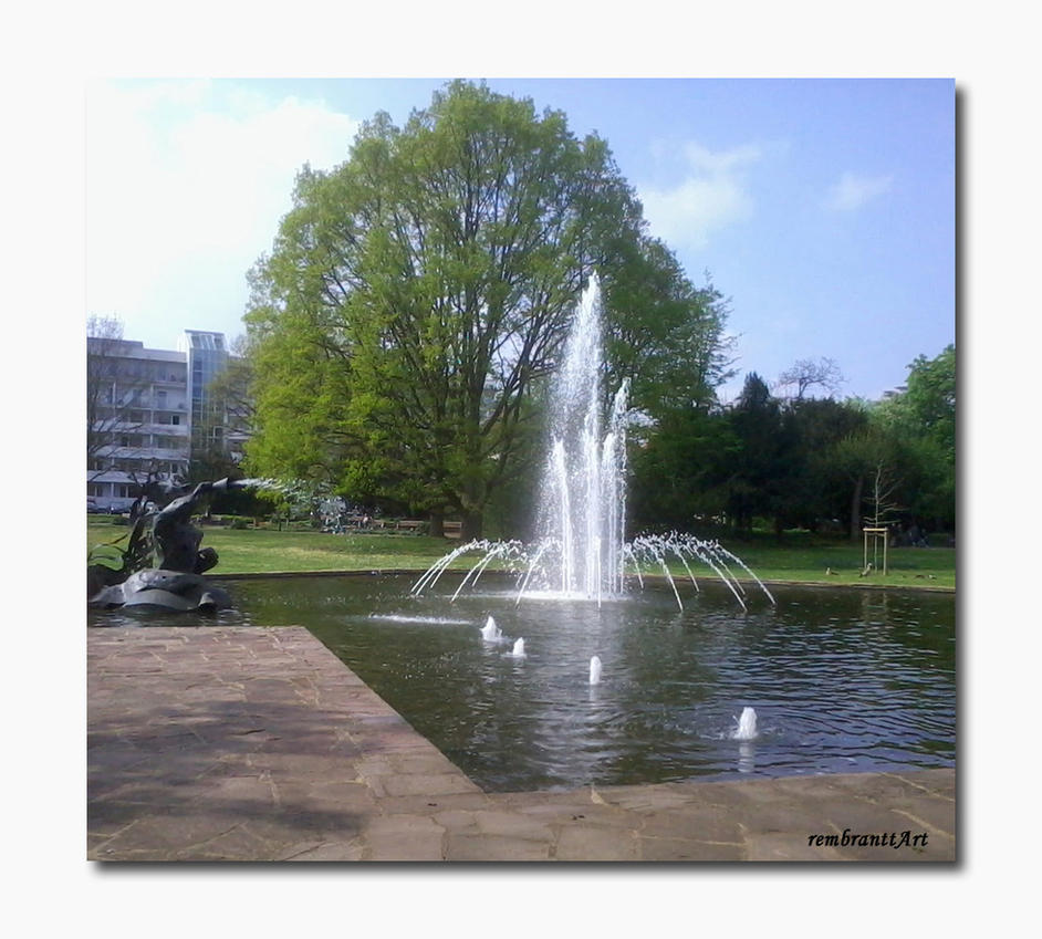 Spring - Fruehling 08 by rembrantt