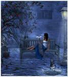The blue hour - Die blaue Stunde