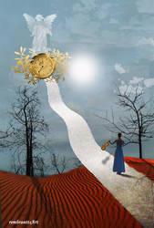 Zeitweg - Time path by rembrantt