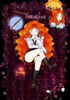 Ficha Tlo // Paradise by keito-ame