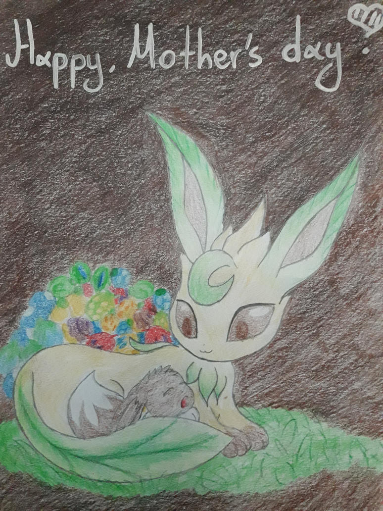 Happy Mother's day by StaryAbsol305