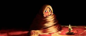 Rapunzel's Hiding Place