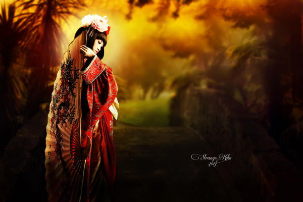 Come to my Garden by StrangeKiku