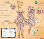 Nukki Character sheet