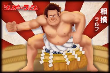 Sumo Ralph by Jukobaelet