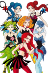 Death Busters Witches 5