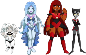 The Animagems by sparks220stars
