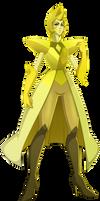 Yellow Diamond by sparks220stars