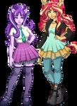 personajes Redimibles