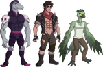 Svtfoe Characters
