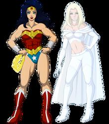 Diana and Emma