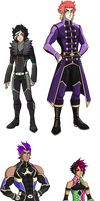 Ninja Androids II
