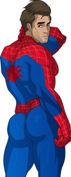 Spiderman by sparks220stars