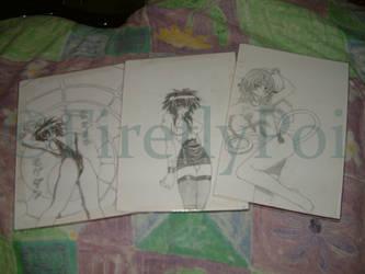 Old Fan-Art's by FireflyPoi