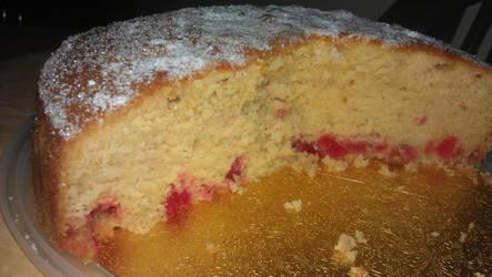Cherry Cake by FireflyPoi