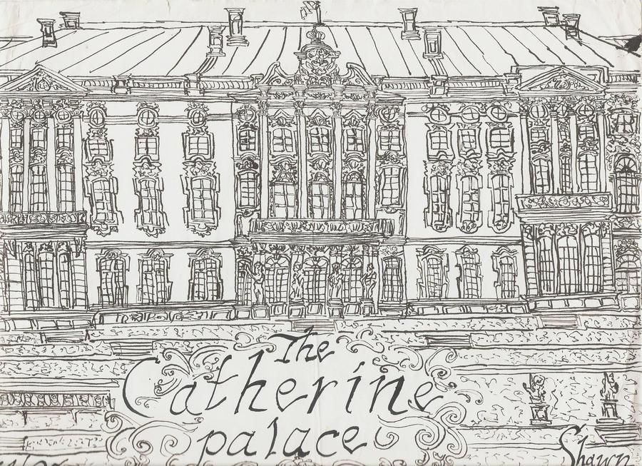 Catherine Palace ... 2005 by I-TsarevichAlexei13
