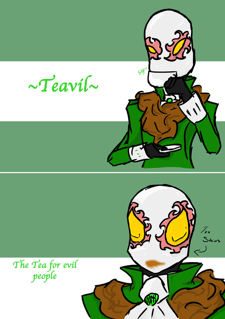 Teavil by SpiderNinja24