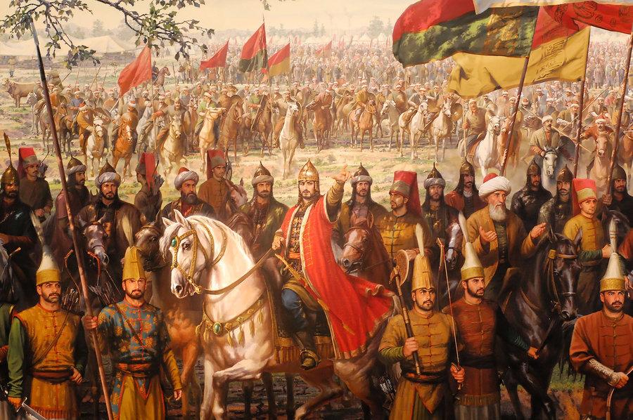 Fatih Sultan Mehmet 1453 By Susam Boy On Deviantart