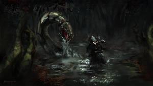 The Legend of Joermungandr
