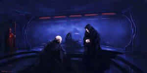 Tribute to the Sith Lord by Redan23
