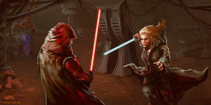 Star Wars -The old Republic-