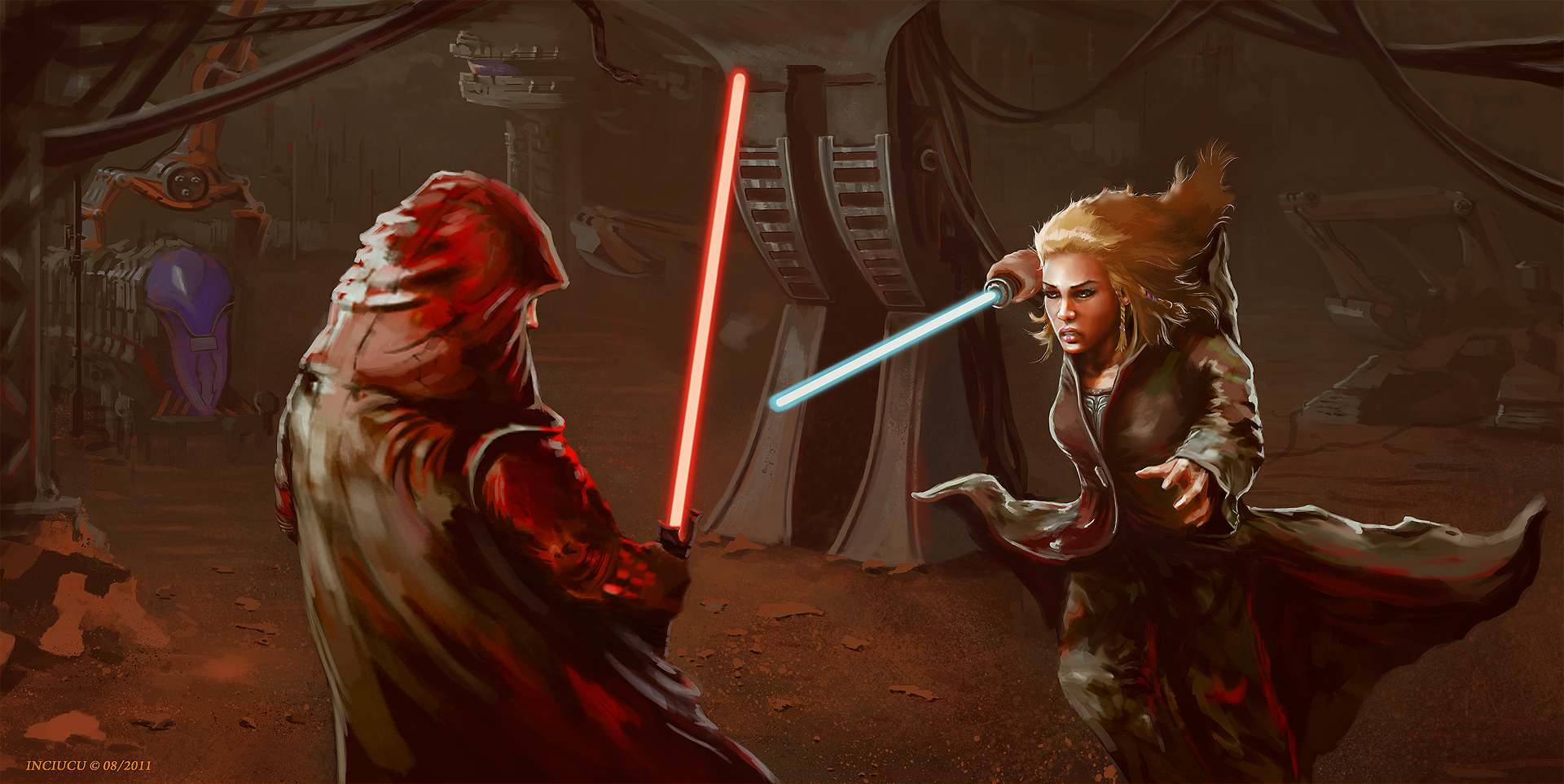 Star Wars -The old Republic- by Redan23
