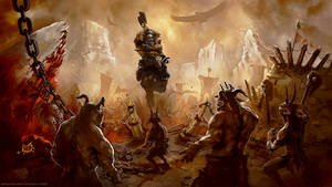 Diablo 3 Artwork by Redan23