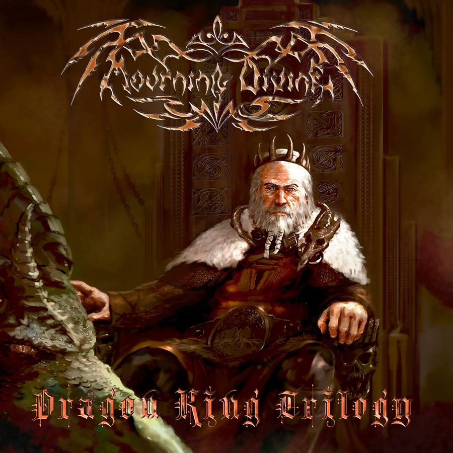 Mourning Divine - Dragon King Trilogy by Redan23