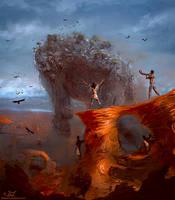 Earth Giant by Redan23