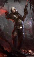 Burning Suns - Cyborg