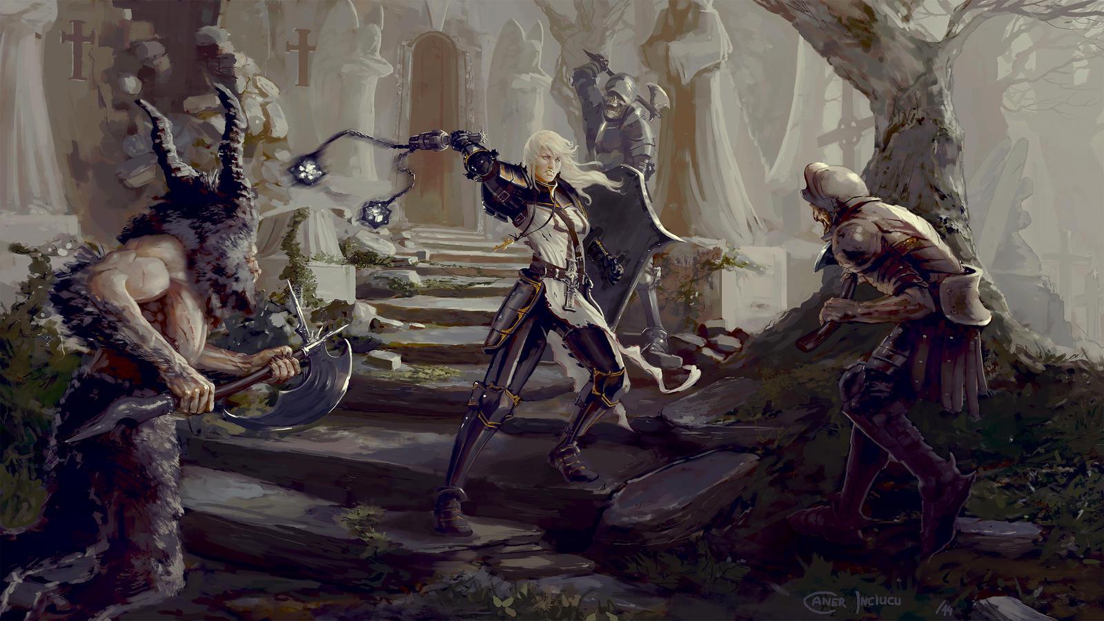Diablo 3 - Reapar of Souls by Redan23
