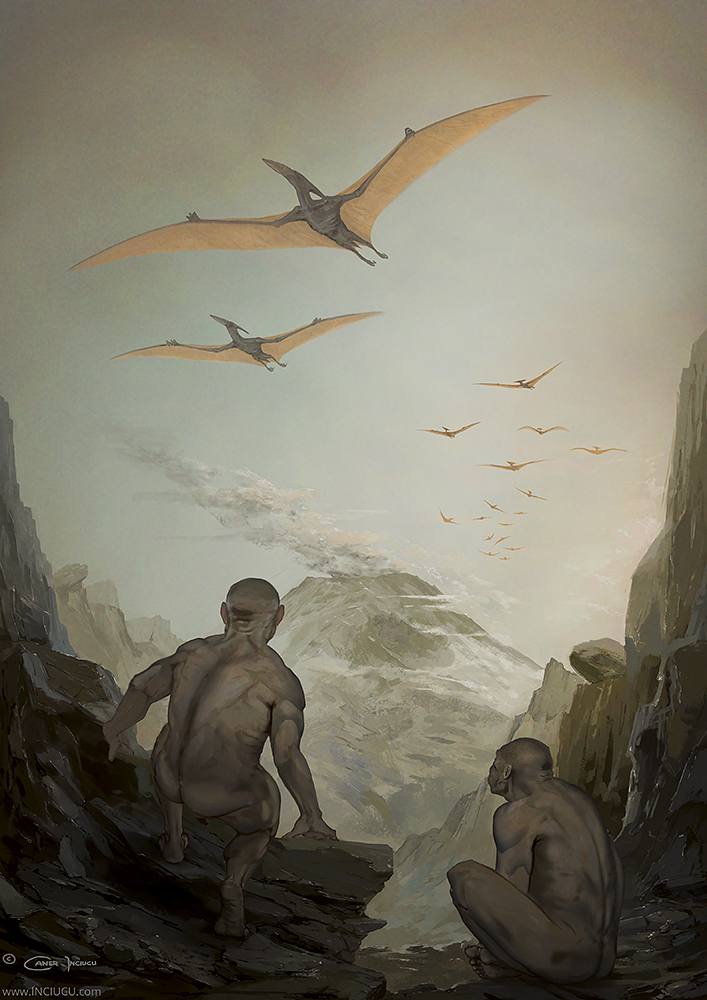 Prehistoric by Redan23