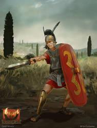 Burning Rome - Principes -