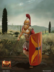 Burning Rome - Triarii -